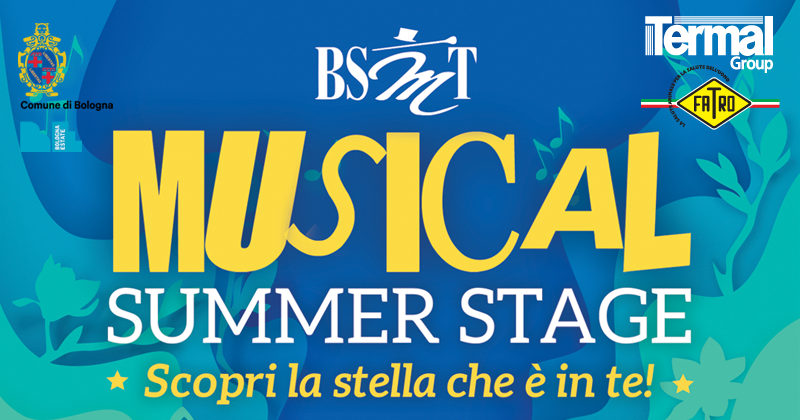 Termal sostiene il summer musical stage del BSMT